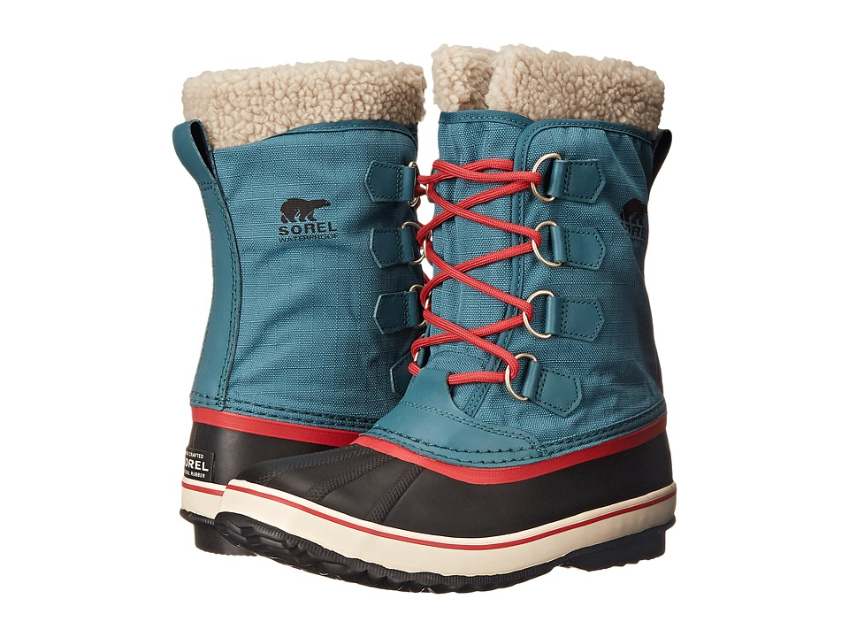 SOREL - Winter Carnival (Cloudburst/Black) Women's Cold Weather Boots