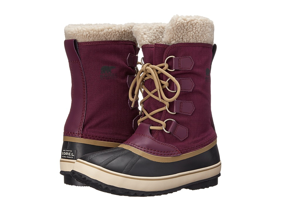 SOREL - Winter Carnival (Purple Dahlia/Black) Women's Cold Weather Boots