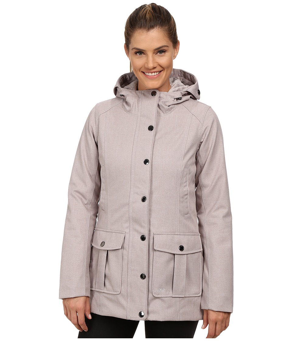 Lole - Masella Jacket (Granit Alternative) Women's Jacket