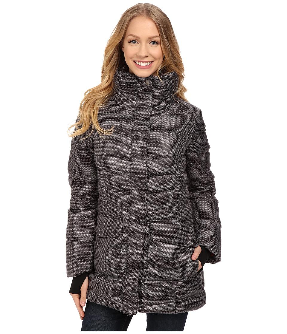Lole - Nicky Jacket (Black Erosion) Women's Coat
