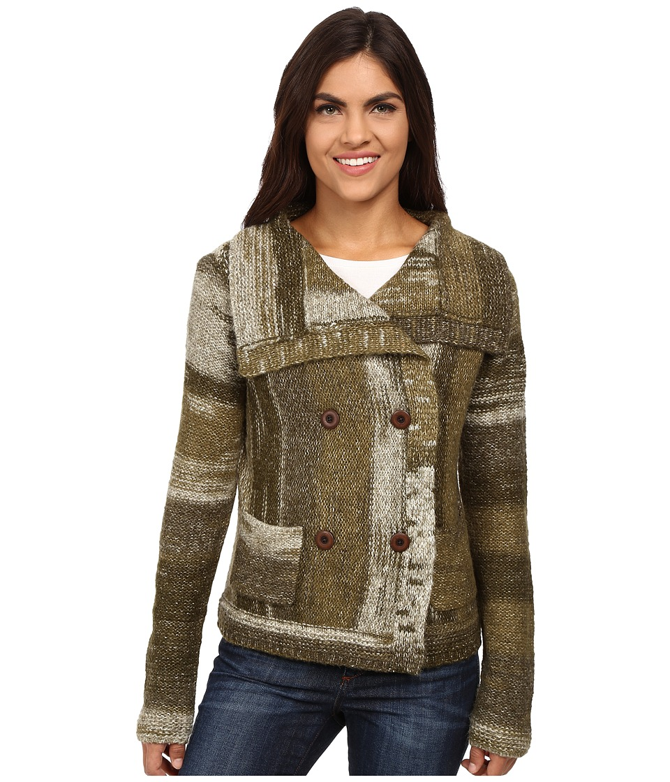 Royal Robbins - Tambo Cardi (Fern) Women's Sweater
