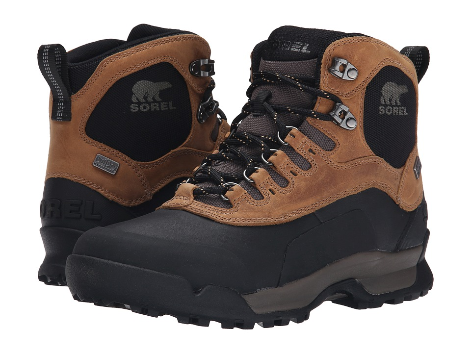 SOREL - Paxson Outdry (Elk/Black) Men