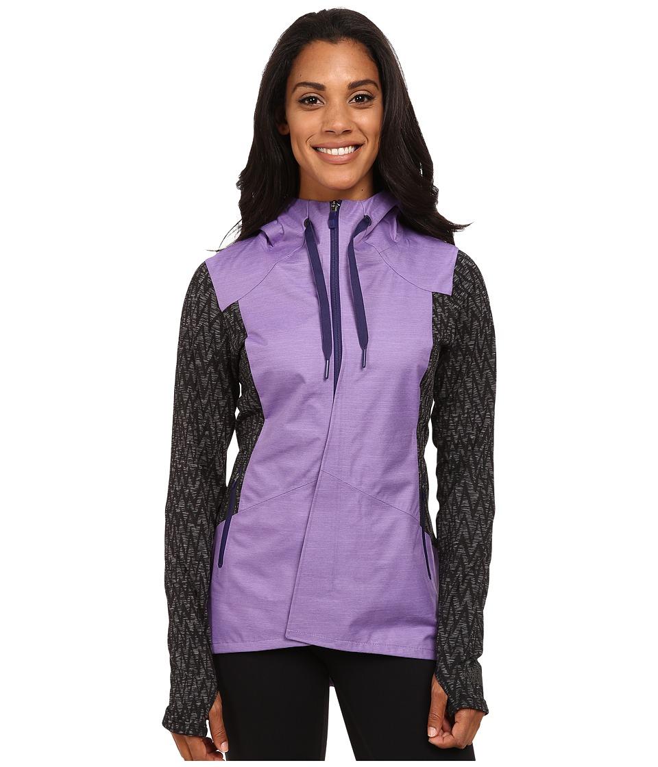 The North Face Dyvinity Jacket (Starry Purple/Garnet Purple) Women