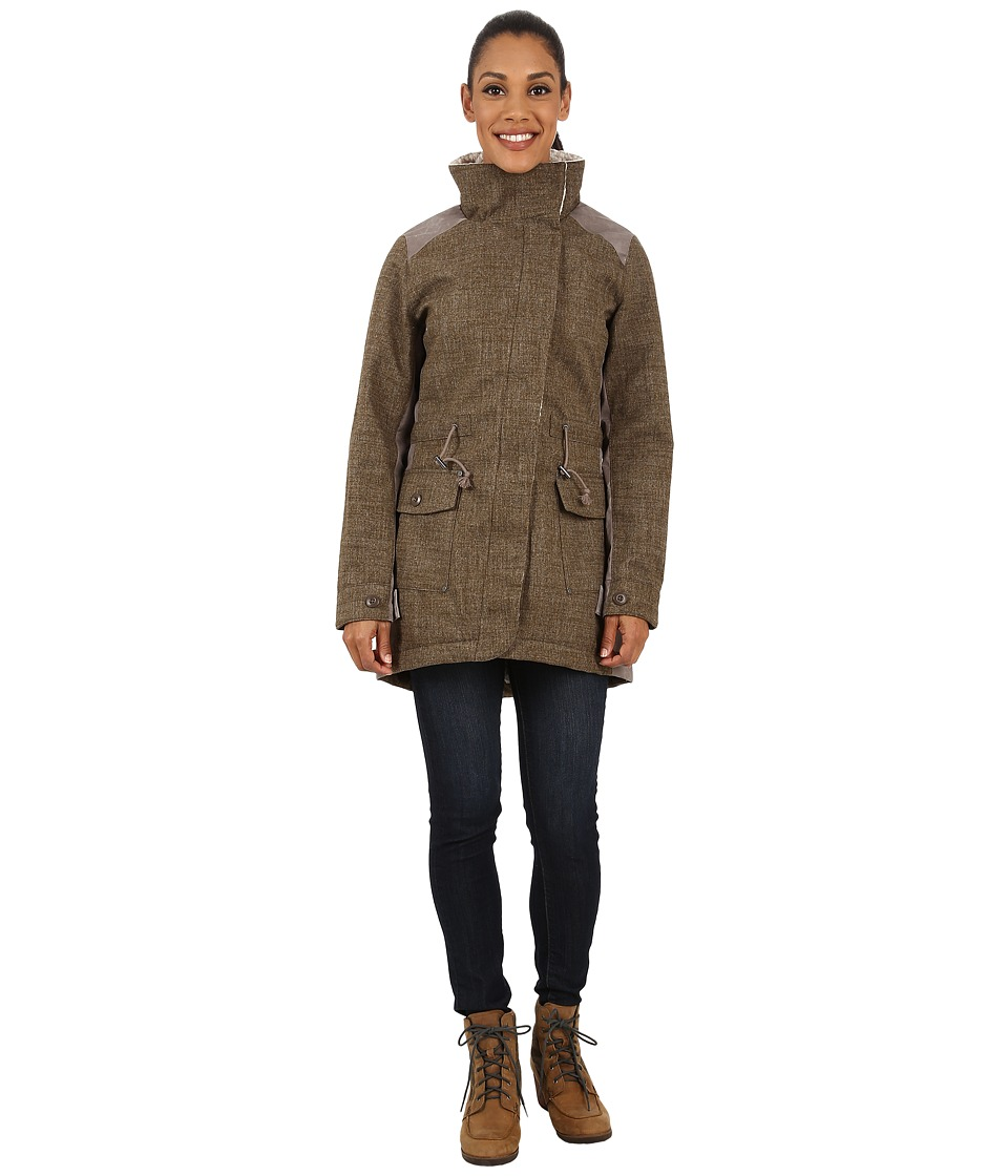 Royal Robbins - Mariposa Parka (Taupe) Women's Coat