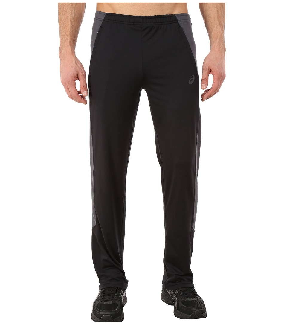 ASICS - Thermopolis Pants (Performance Black/Dark Grey) Men's Workout