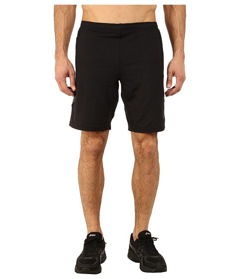 ASICS - Thermopolis Shorts 10 (Performance Black/Dark Grey) Men's Shorts