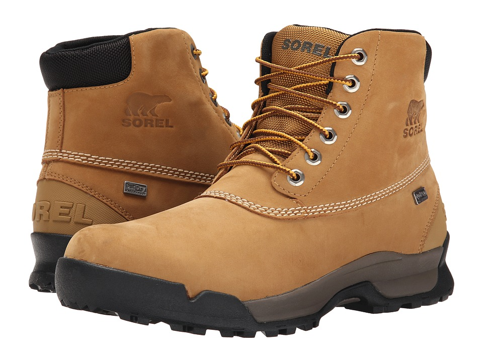 SOREL Paxson 6 Outdry(r) (Buff/Major) Men