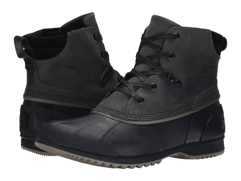 SOREL - Ankeny (Grill/Kettle) Men's Boots