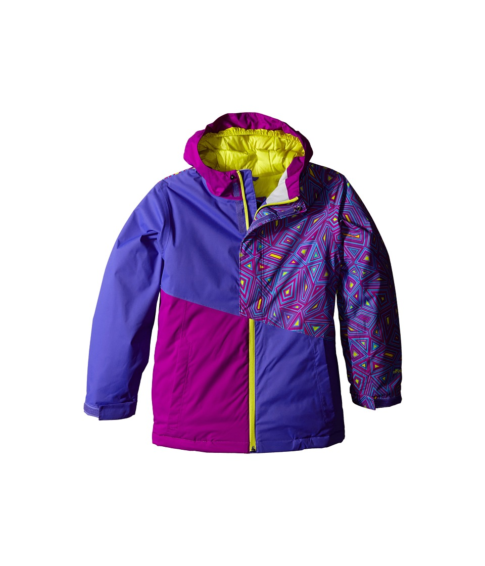 The North Face Kids - Insulated Casie Jacket (Little Kids/Big Kids) (Starry Purple) Girl's Coat