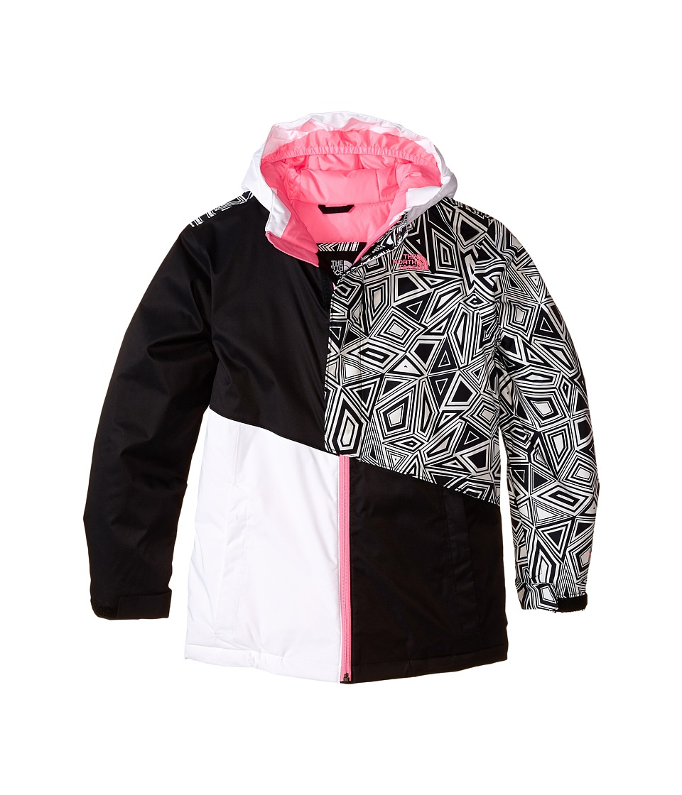 The North Face Kids - Insulated Casie Jacket (Little Kids/Big Kids) (TNF Black) Girl's Coat