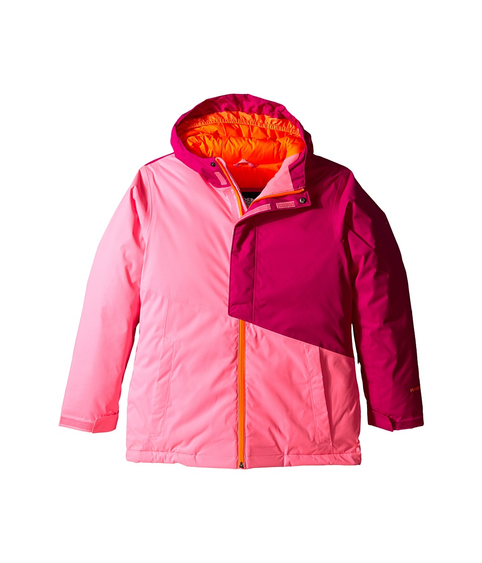 The North Face Kids - Insulated Casie Jacket (Little Kids/Big Kids) (Gem Pink) Girl's Coat