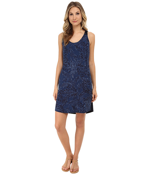Tommy Bahama - Larch Indigo Floral Dress (Dark Indigo) Women