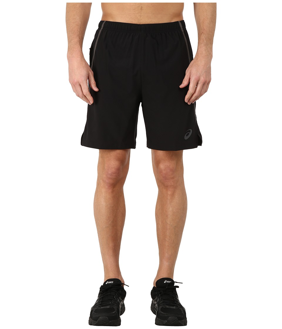 ASICS - Lite-Show Shorts 7 (Performance Black) Men