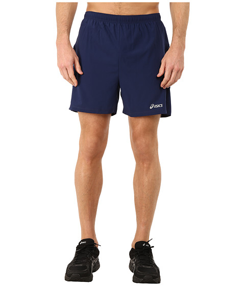 ASICS - Distance Short 5 (Indigo Blue) Men's Shorts