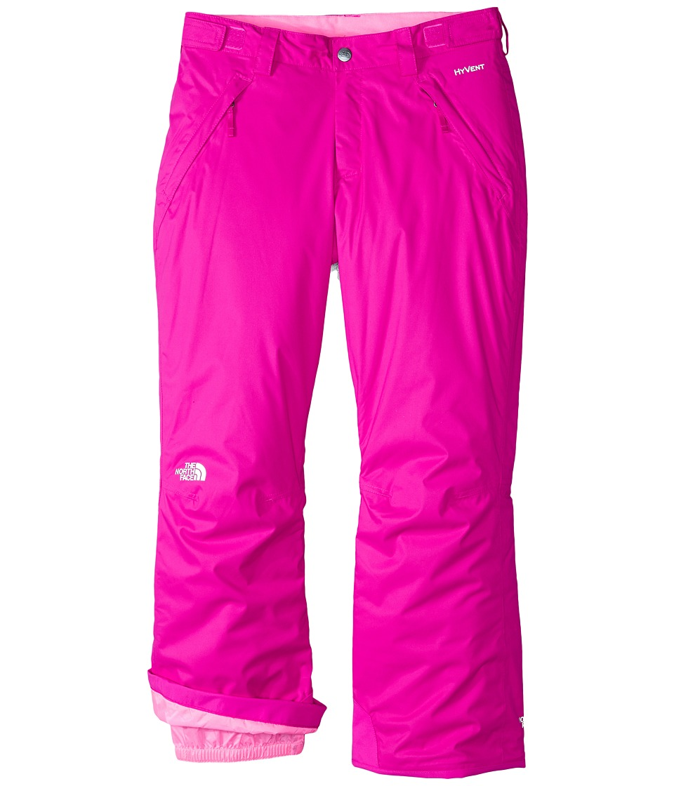 The North Face Kids - Freedom Insulated Pants (Little Kids/Big Kids) (Luminous Pink) Girl's Outerwear