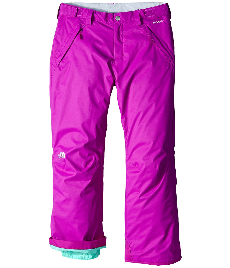 The North Face Kids - Freedom Insulated Pants (Little Kids/Big Kids) (Magic Magenta) Girl's Outerwear