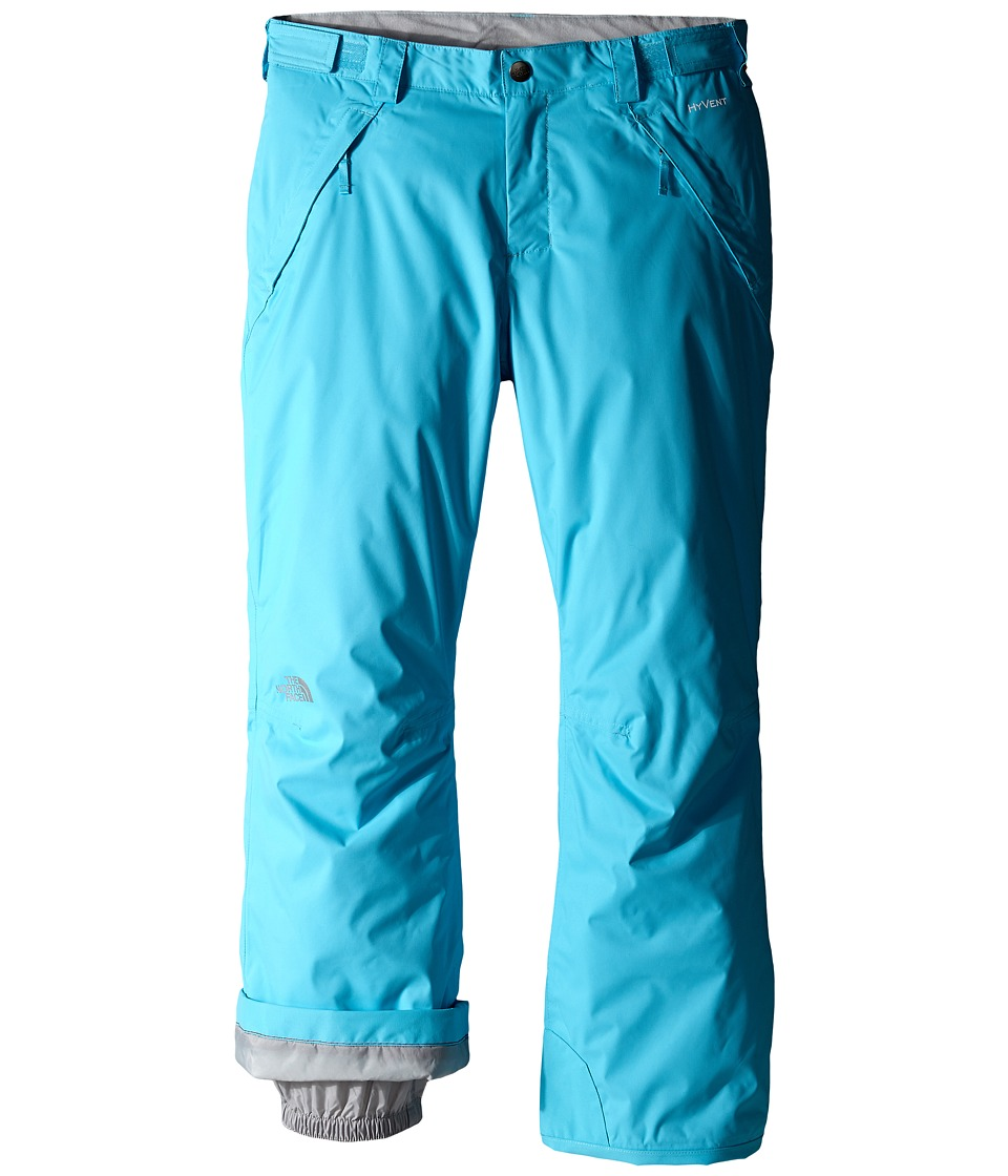 The North Face Kids - Freedom Insulated Pants (Little Kids/Big Kids) (Fortuna Blue) Girl's Outerwear