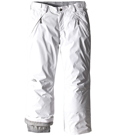 The North Face Kids - Freedom Insulated Pants (Little Kids/Big Kids) (TNF White) Girl's Outerwear