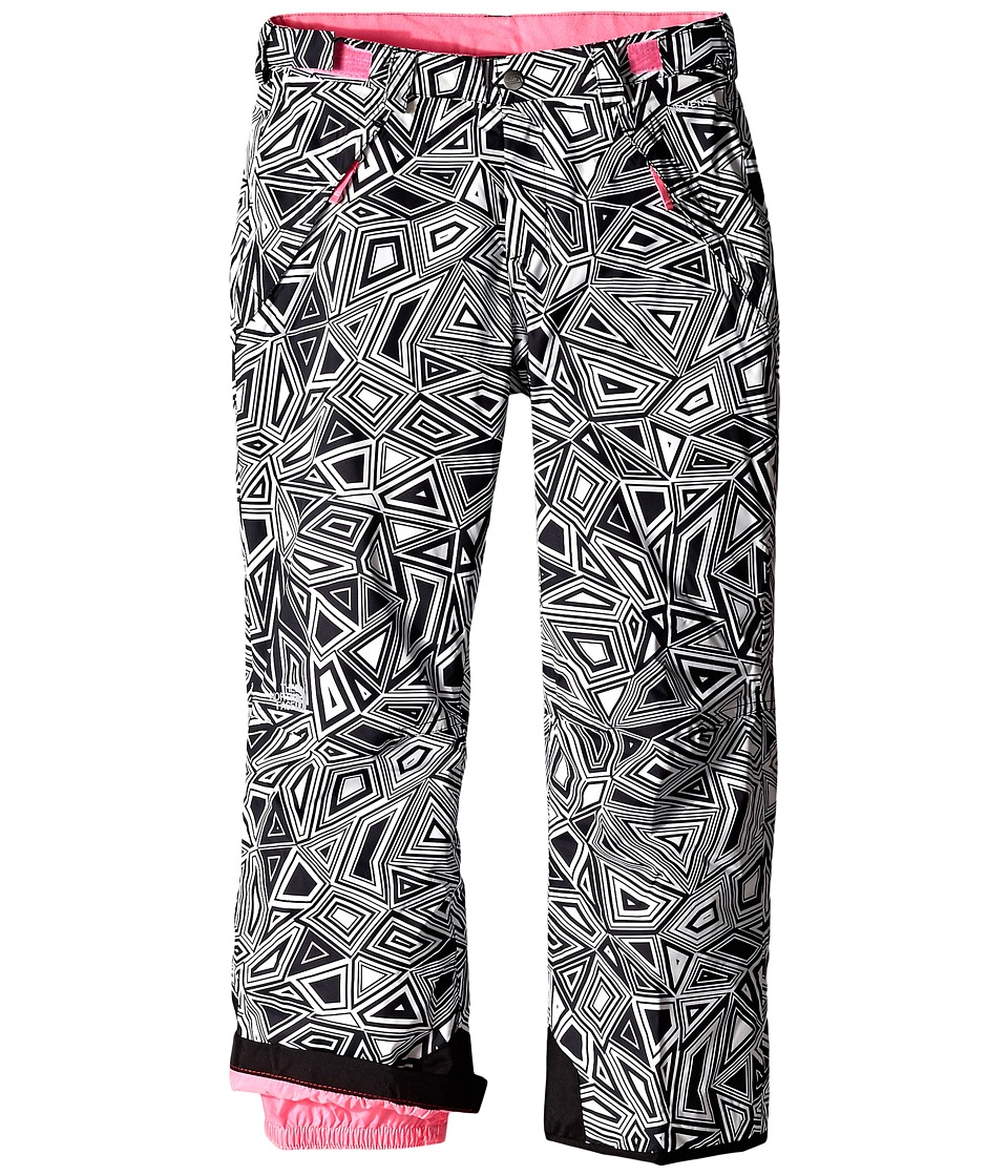 The North Face Kids - Freedom Printed Pants (Little Kids/Big Kids) (Graphite Grey Combo) Girl's Outerwear