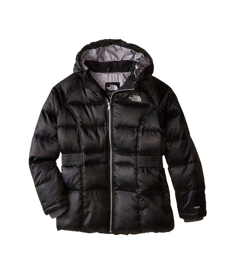 The North Face Kids - Ileana Down Parka (Little Kids/Big Kids) (TNF Black) Girl's Coat