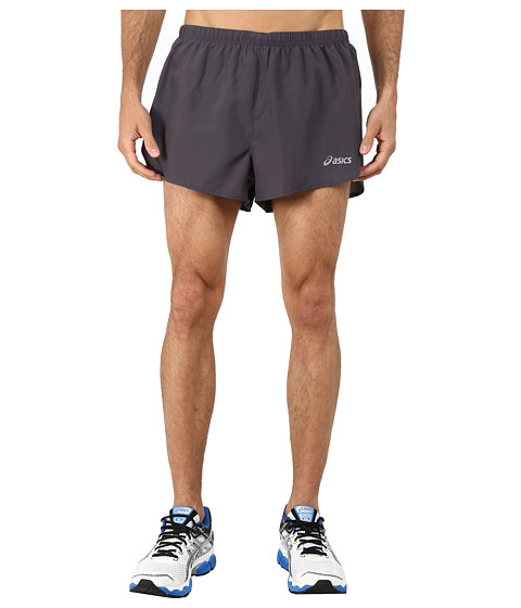 ASICS - Split Shorts 3 (Steel) Men's Shorts