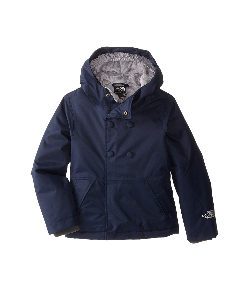 The North Face Kids - Harmonee Peacoat Jacket (Little Kids/Big Kids) (Cosmic Blue) Girl's Coat