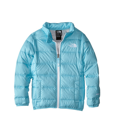 The North Face Kids - Andes Down Jacket (Little Kids/Big Kids) (Fortuna Blue) Girl's Coat