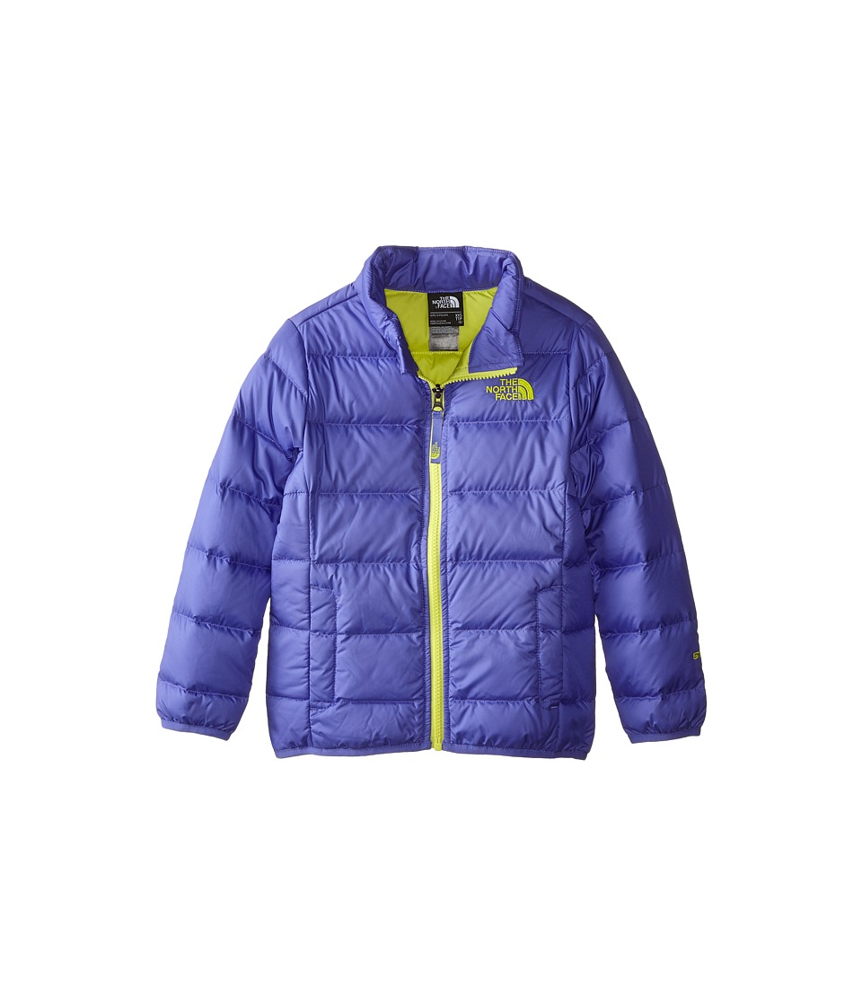 The North Face Kids - Andes Down Jacket (Little Kids/Big Kids) (Starry Purple) Girl's Coat
