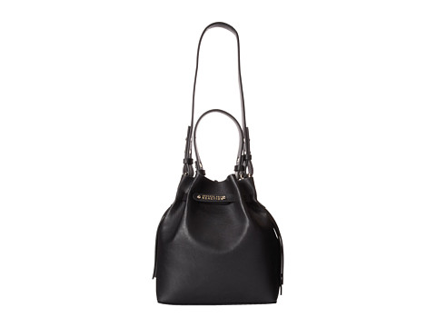 Kenneth Cole Reaction - Bucket List - Small Bucket (Black) Satchel Handbags