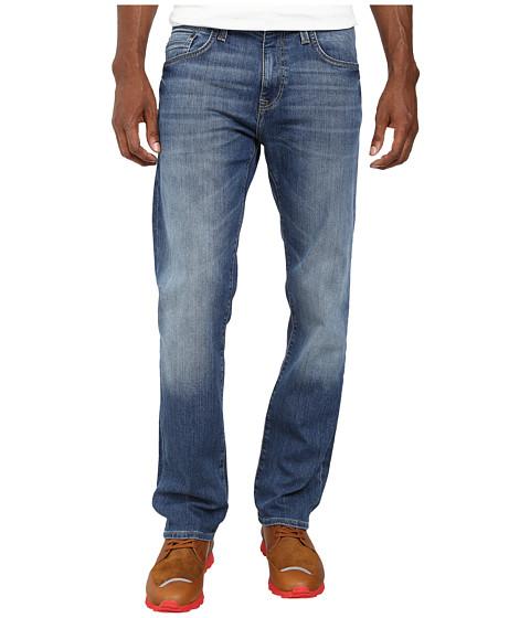 Mavi Jeans - Zach Regular Rise Straight Leg in Mid Yaletown Vintage (Mid Yaletown Vintage) Men