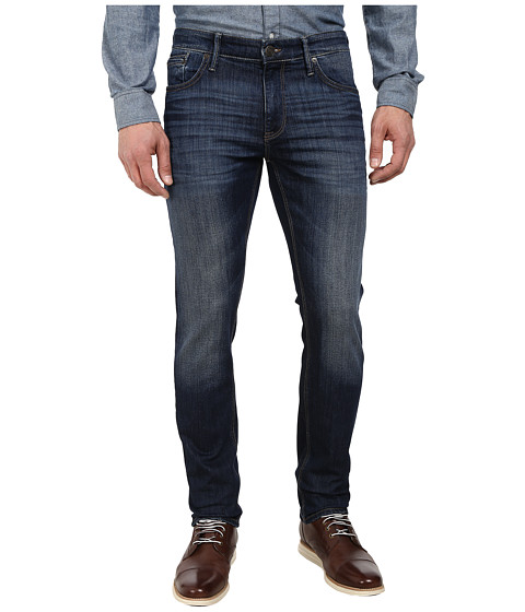 Mavi Jeans - Jake Regular Rise Slim Leg in Deep Soho (Deep Soho) Men's Jeans