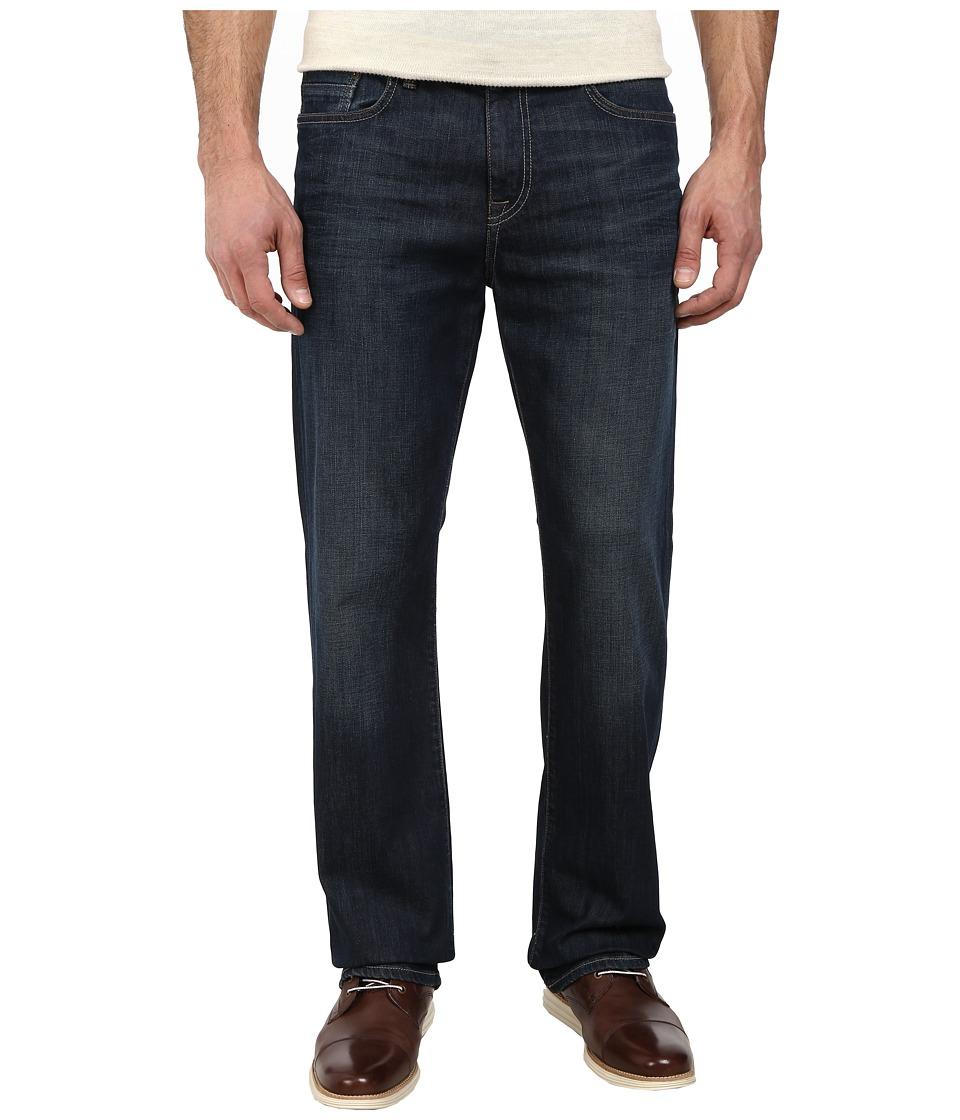 Mavi Jeans - Matt Midrise Straight Leg in Deep Shaded Yaletown (Deep Shaded Yaletown) Men's Jeans