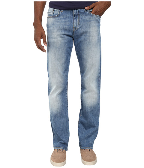 Mavi Jeans - Matt Midrise Straight Leg in Light Yaletown (Light Yaletown) Men's Jeans