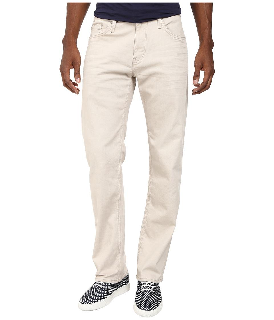 Mavi Jeans - Zach Regular Rise Straight Leg in Stone Soho Comfort (Stone Soho Comfort) Men's Jeans