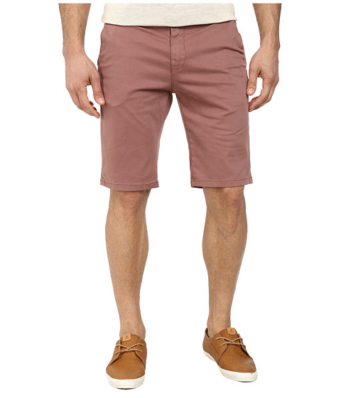 Mavi Jeans - Jacob Midrise Chino Shorts (Brick Twill) Men's Shorts