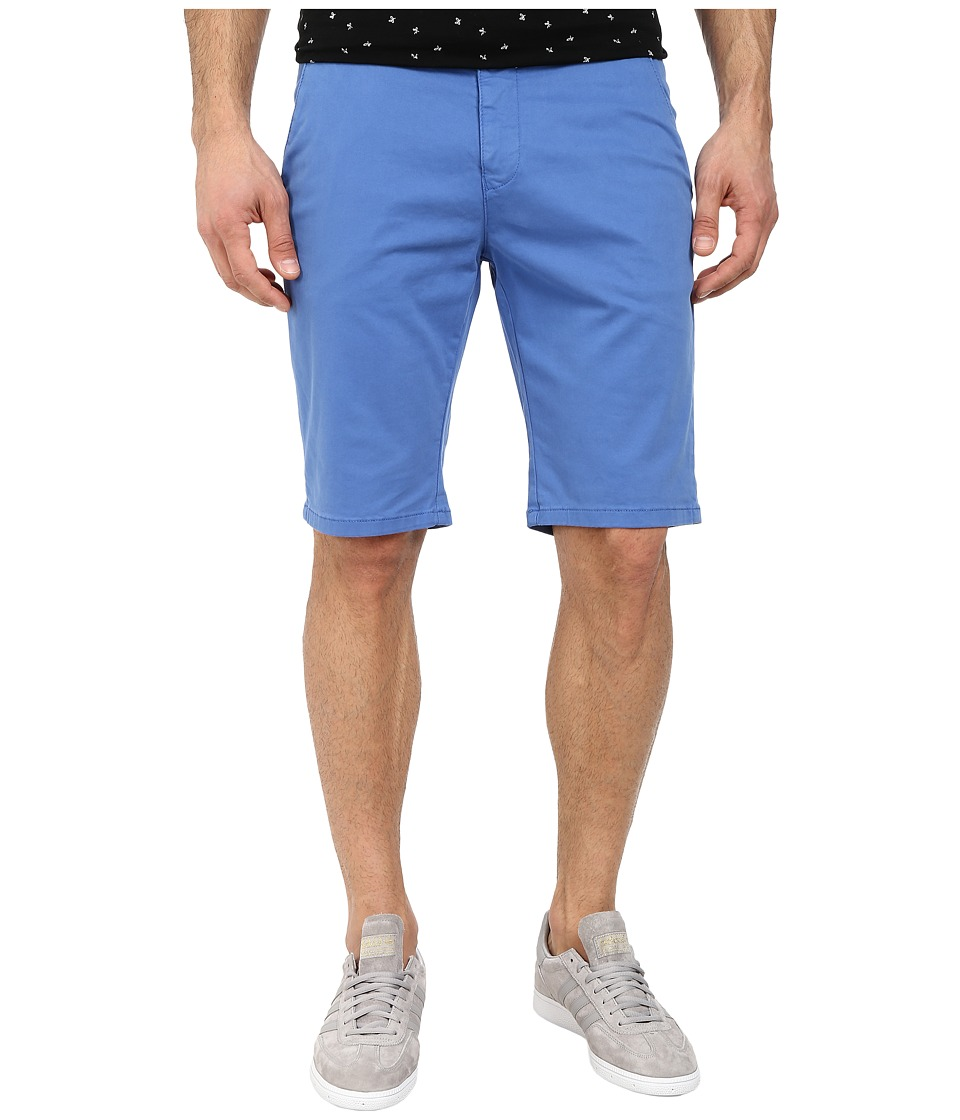 Mavi Jeans - Jacob Midrise Chino Shorts (Blue Twill) Men