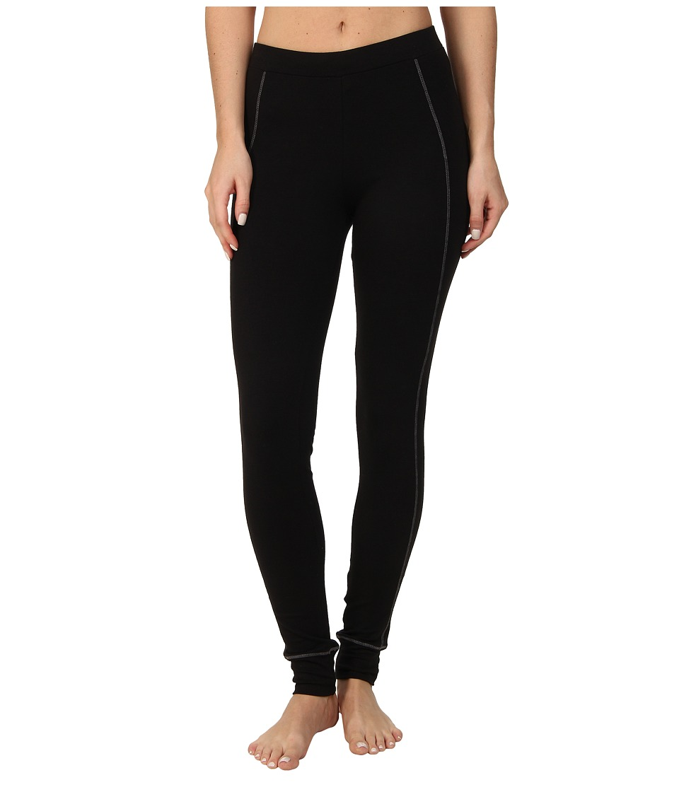 C&C California - Seamed Legging (Black) Women's Casual Pants