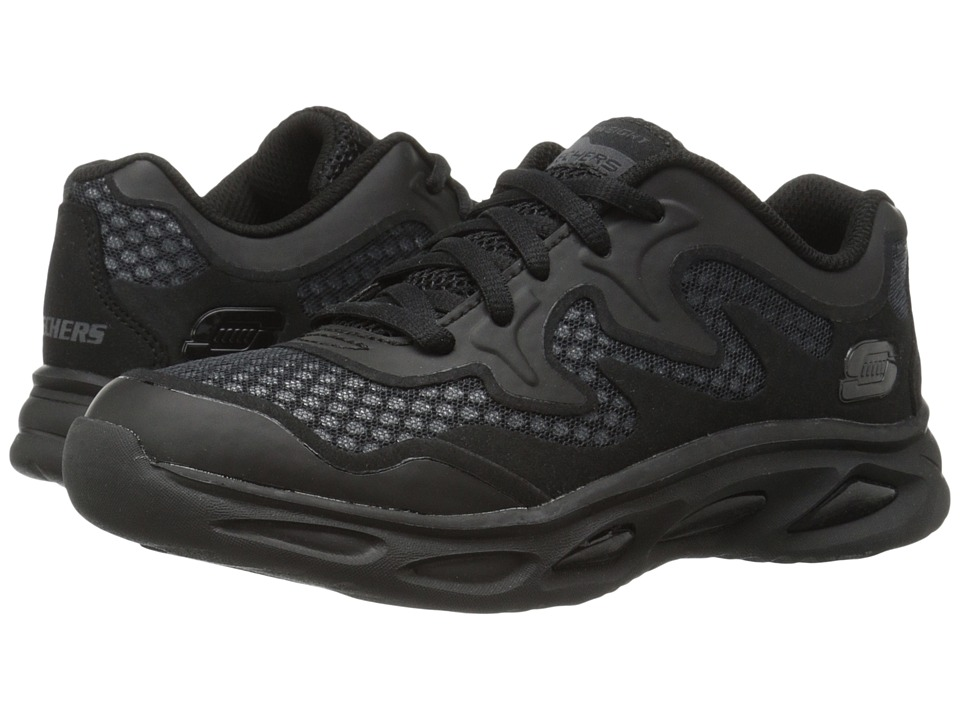 SKECHERS KIDS - Dynamo 95190L (Little Kid/Big Kid) (Black) Boy's Shoes