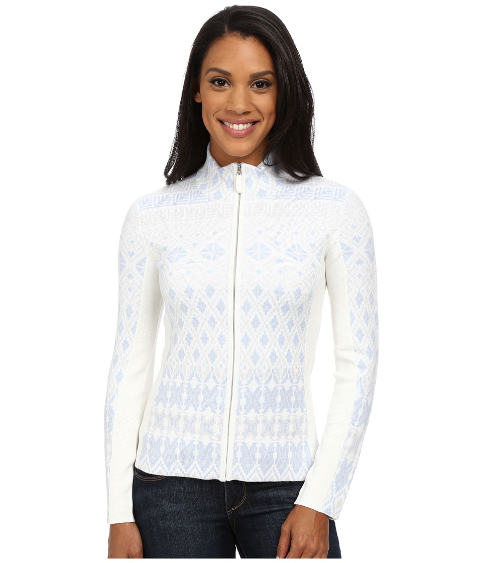 Obermeyer - Jasmine Knit Cardigan (White) Women's Sweater