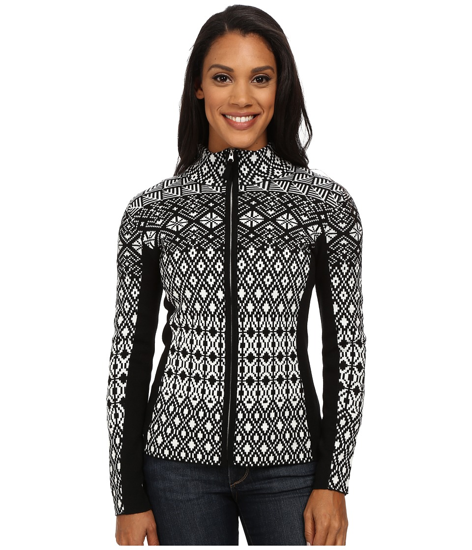 Obermeyer - Jasmine Knit Cardigan (Black) Women's Sweater
