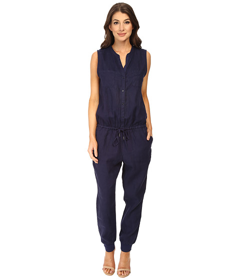 Joie - Corinne (Dark Navy) Women's Jumpsuit & Rompers One Piece