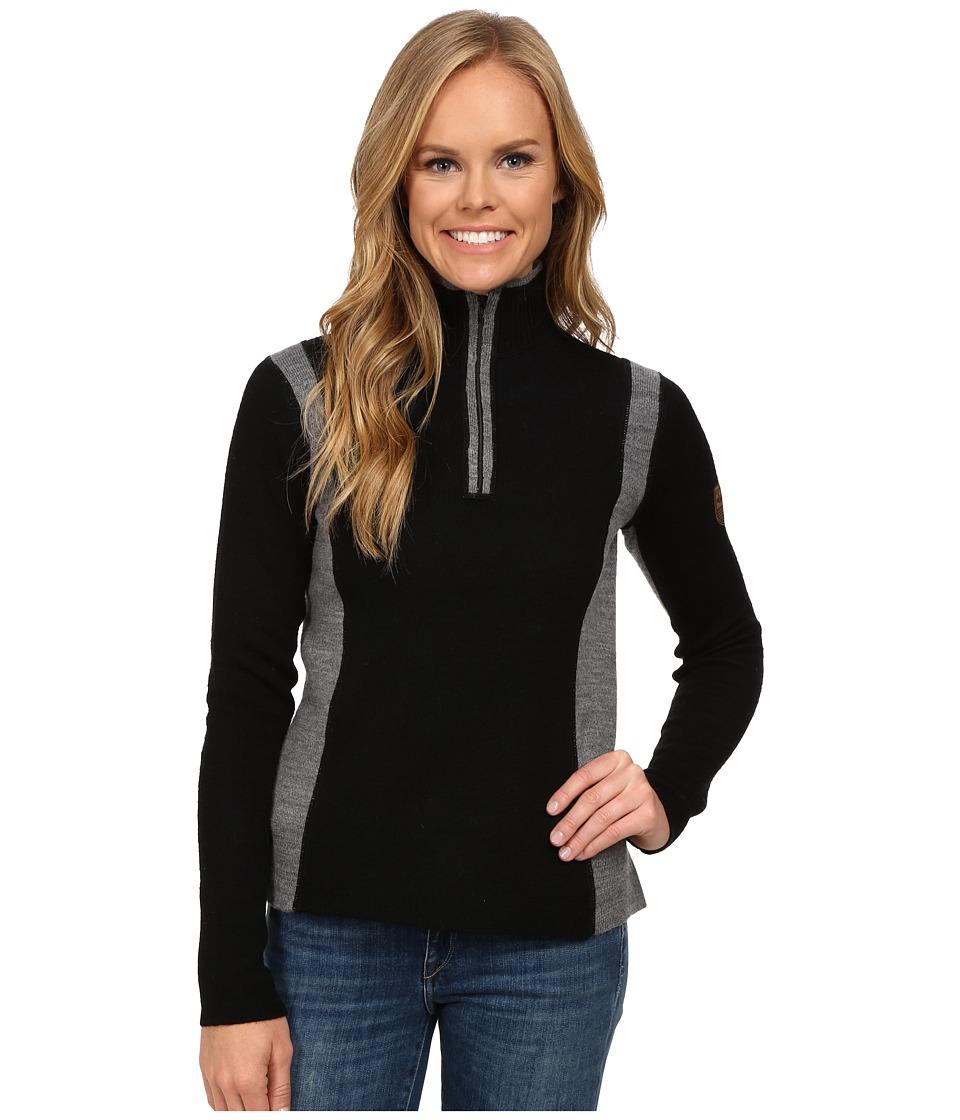 Obermeyer - Verbier Ski Cashmere Sweater (Black) Women