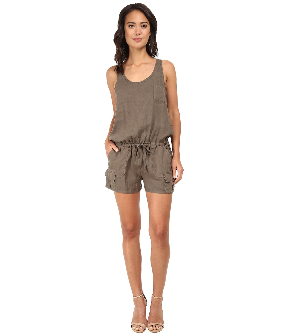 Joie - Alcala (Fatigue) Women's Jumpsuit & Rompers One Piece