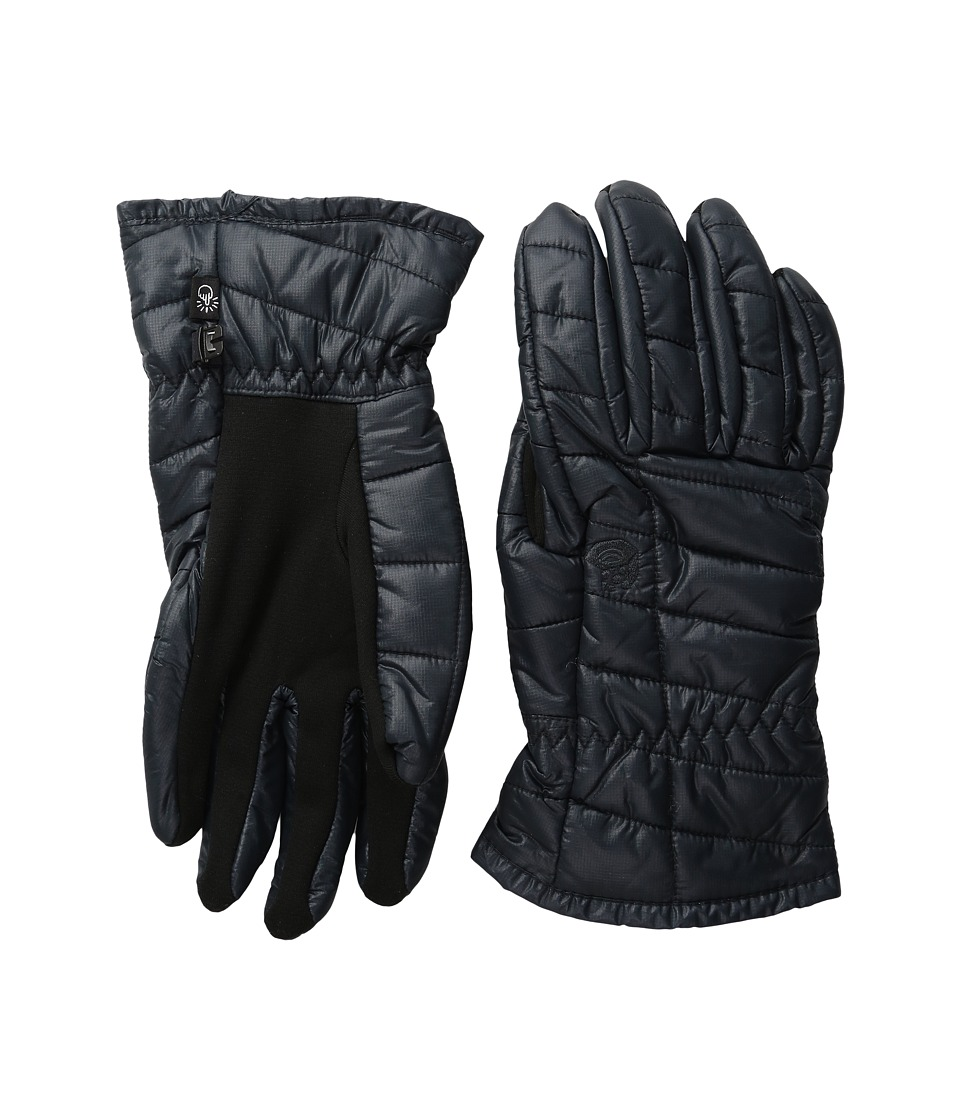 Mountain Hardwear Thermostatictm Glove (Black) Extreme Cold Weather Gloves