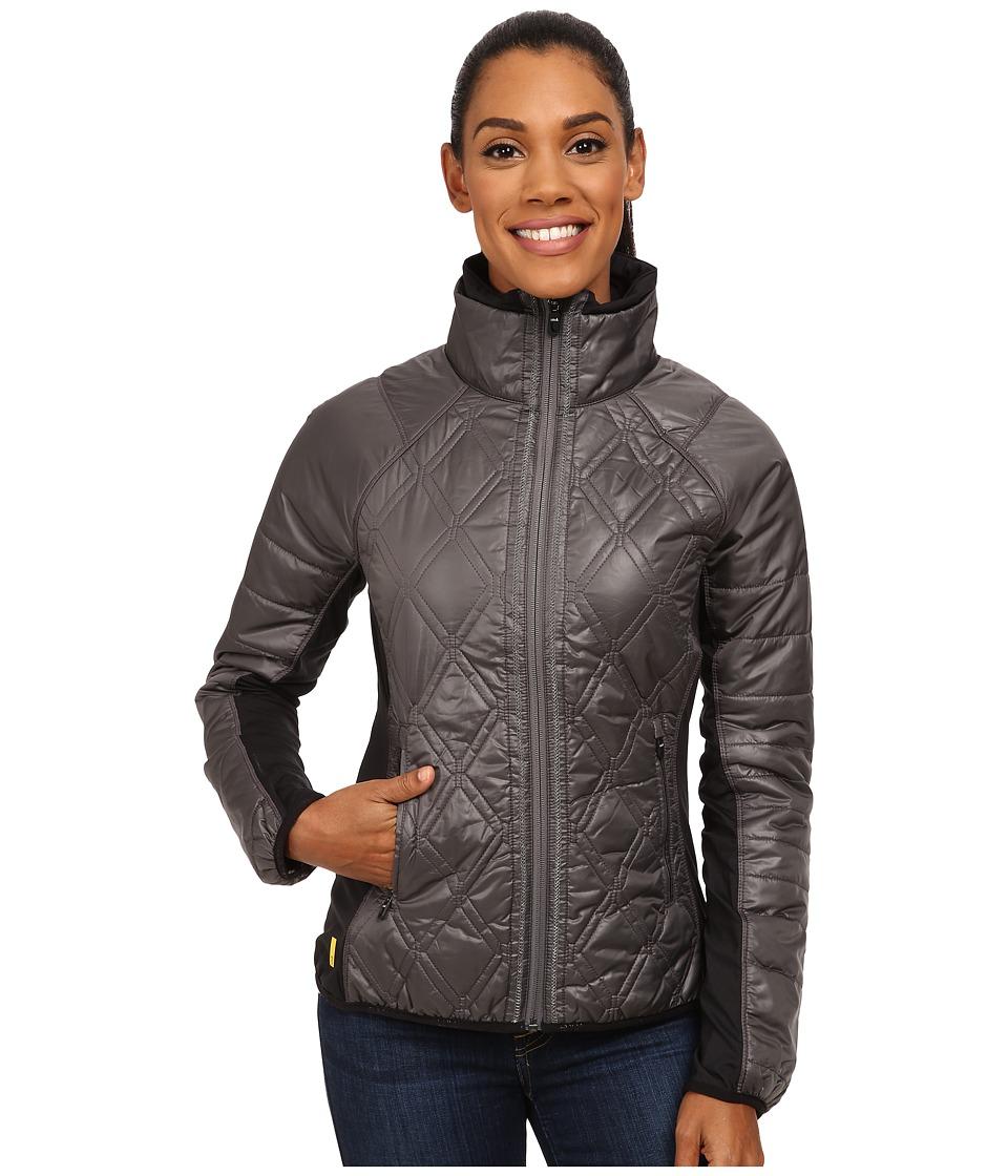 Lole - Glee Jacket (Dark Charcoal) Women's Coat