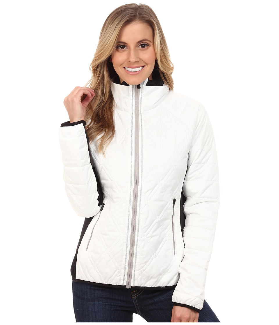 Lole - Glee Jacket (White) Women's Coat