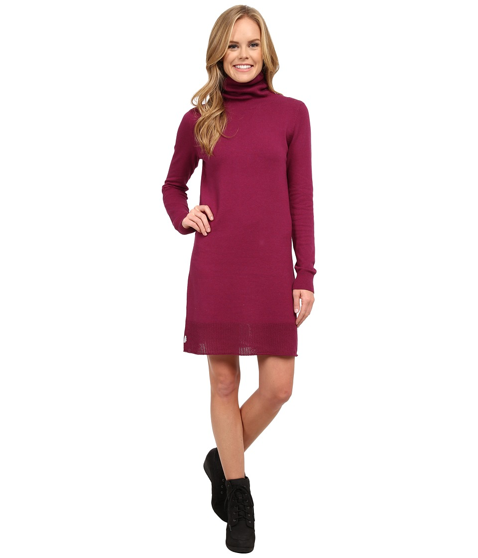 Lole Colombe Dress (Mulberry) Women