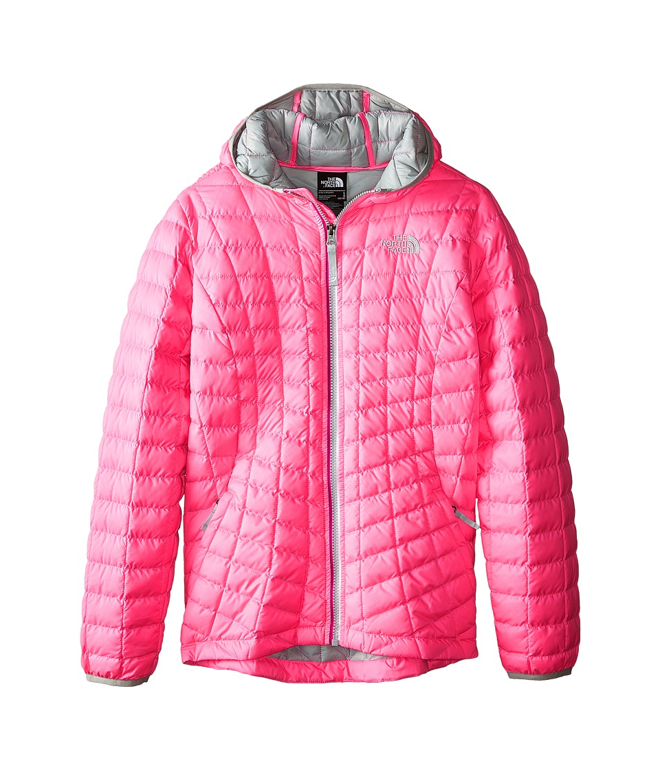 The North Face Kids ThermoBalltm Hoodie (Little Kids/Big Kids) (Gem Pink) Girl