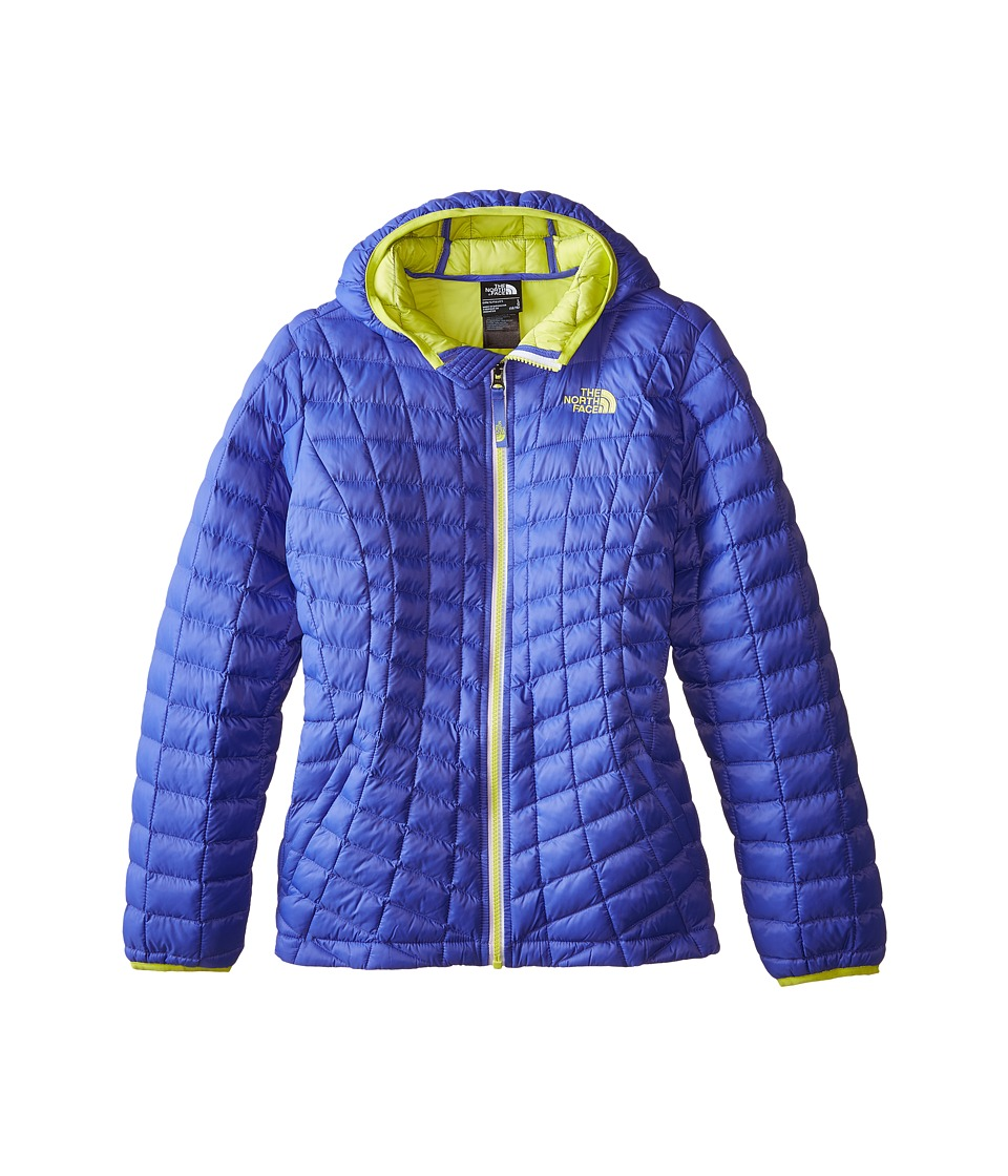 The North Face Kids ThermoBall Hoodie (Little Kids/Big Kids) (Starry Purple) Girl