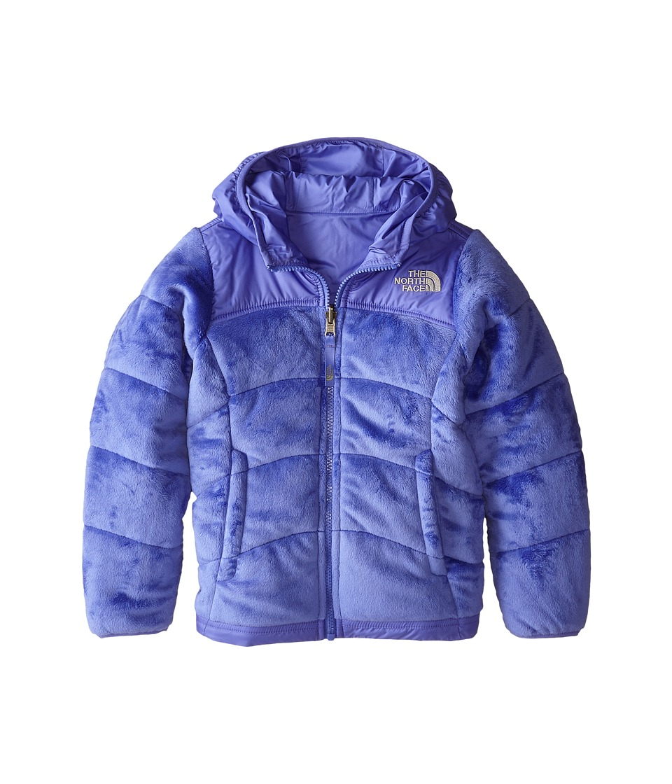 The North Face Kids - Reversible Perseus Jacket (Little Kids/Big Kids) (Starry Purple) Girl